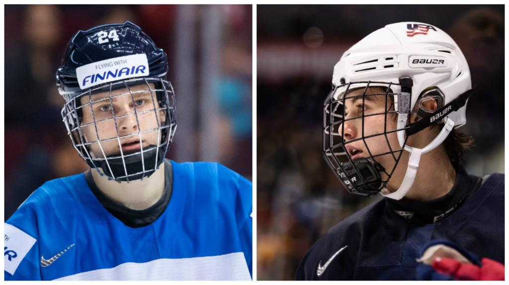 THE PIPELINE SHOW: Cosentino on CHL playoffs and Kakko vs Hughes