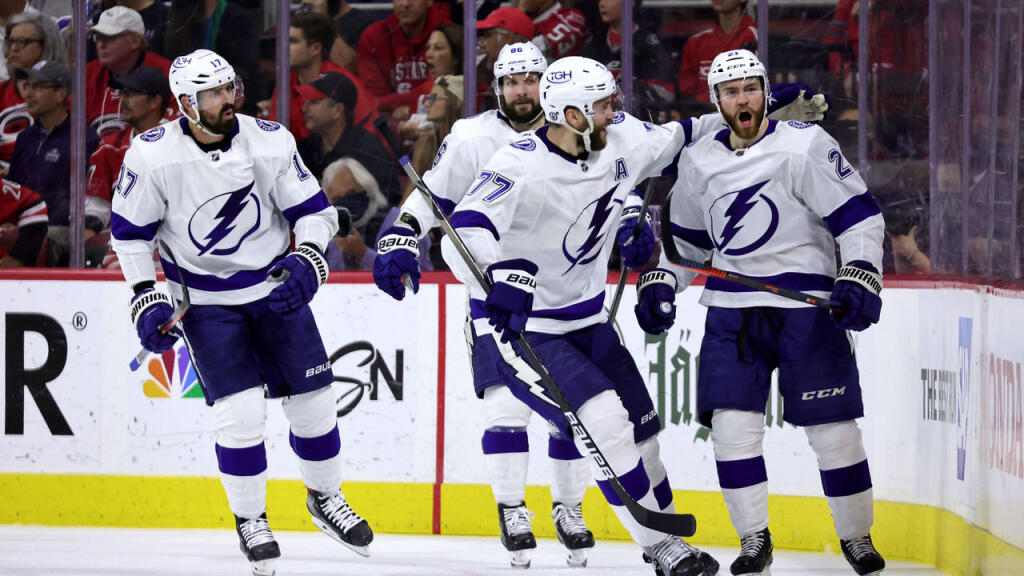 Round 2 Takeaways: How the Lightning beat the Hurricanes