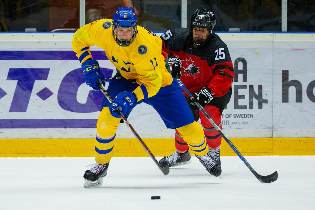 Post-Draft Prospect Profiles: Elmer Söderblom No. 159 to the Detroit Red Wings