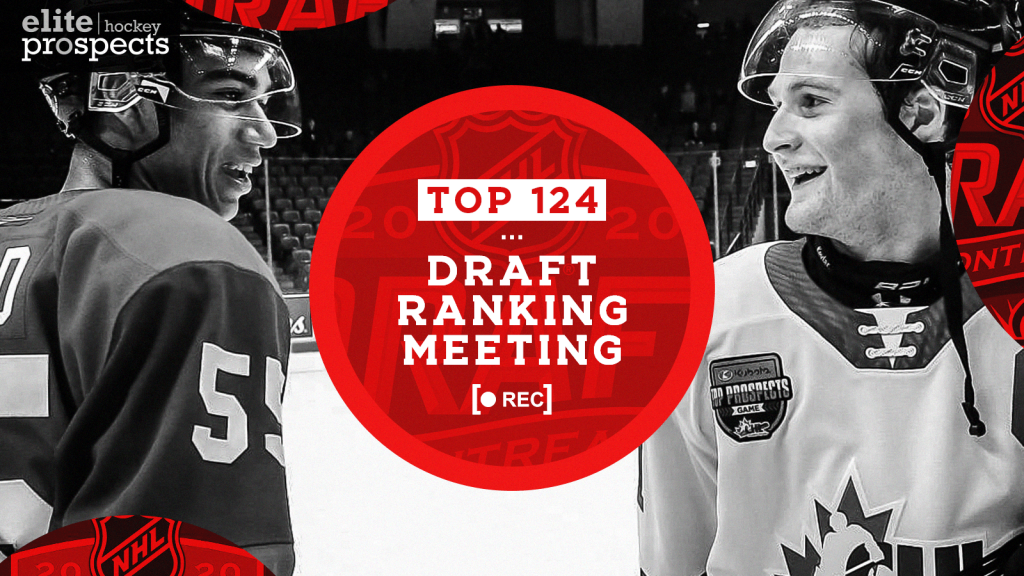 VIDEO: EliteProspects Scouts Meet to set 2020 NHL Entry Draft Ranking Version 4.0