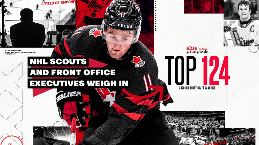 BURKE: NHL Front Office Execs & Scouts Weigh in on EliteProspects 2020 NHL Draft Ranking 4.0