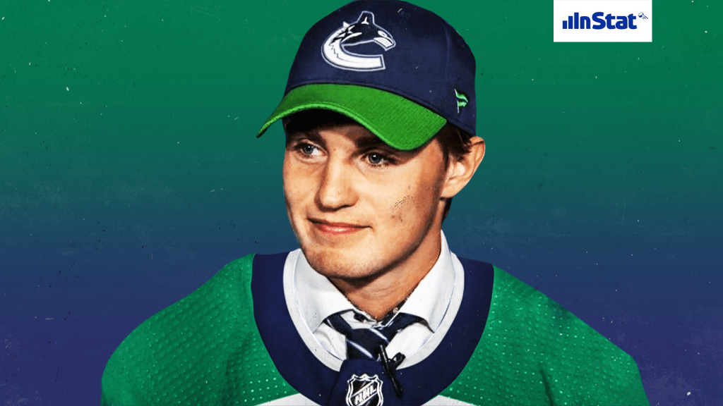 The EliteProspects Rinkside 2020-21 Off-Season Prospect Pool Rankings: the No. 11-ranked Vancouver Canucks