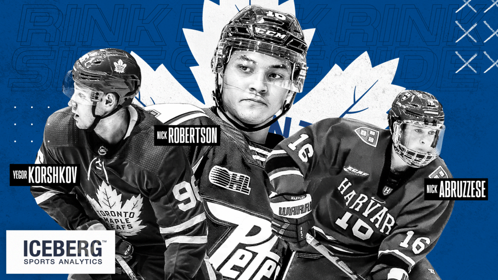 BROWN: After Recent String of Graduations, What's Left in Toronto Maple Leafs Prospect Pool?