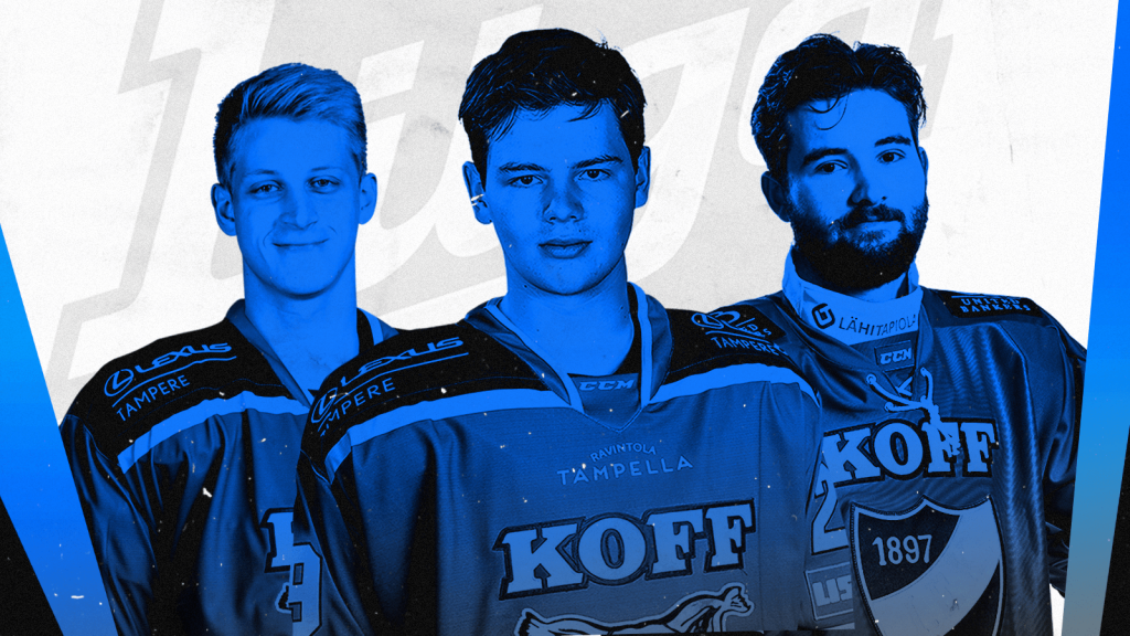 How are the Newcomer Prospects Handling Life in the Finnish Liiga?