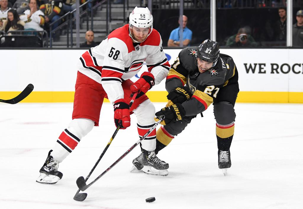 Trade Analysis: What are the Vegas Golden Knights Getting in Nicolas Roy?