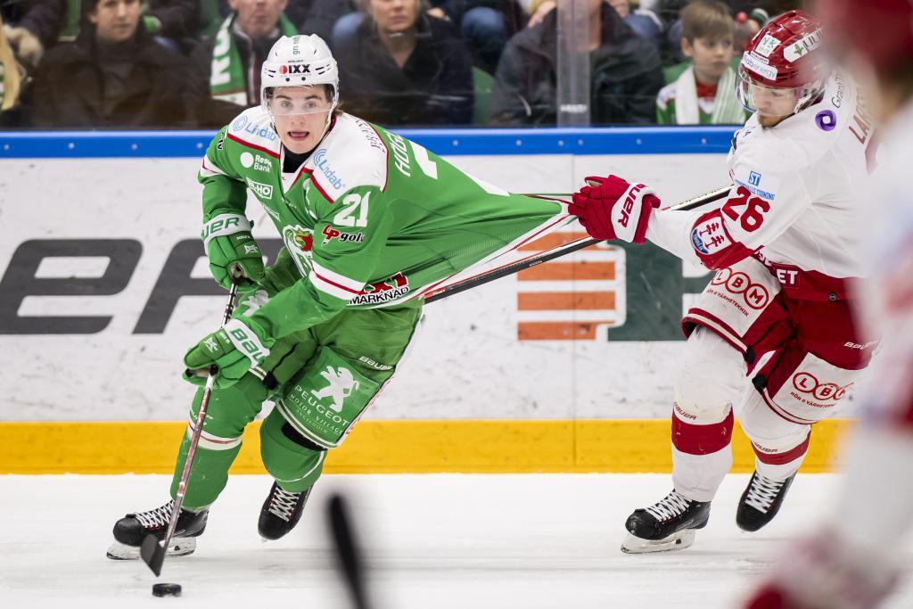 Post-Draft Prospect Profiles: Nils Höglander No. 40 to the Vancouver Canucks