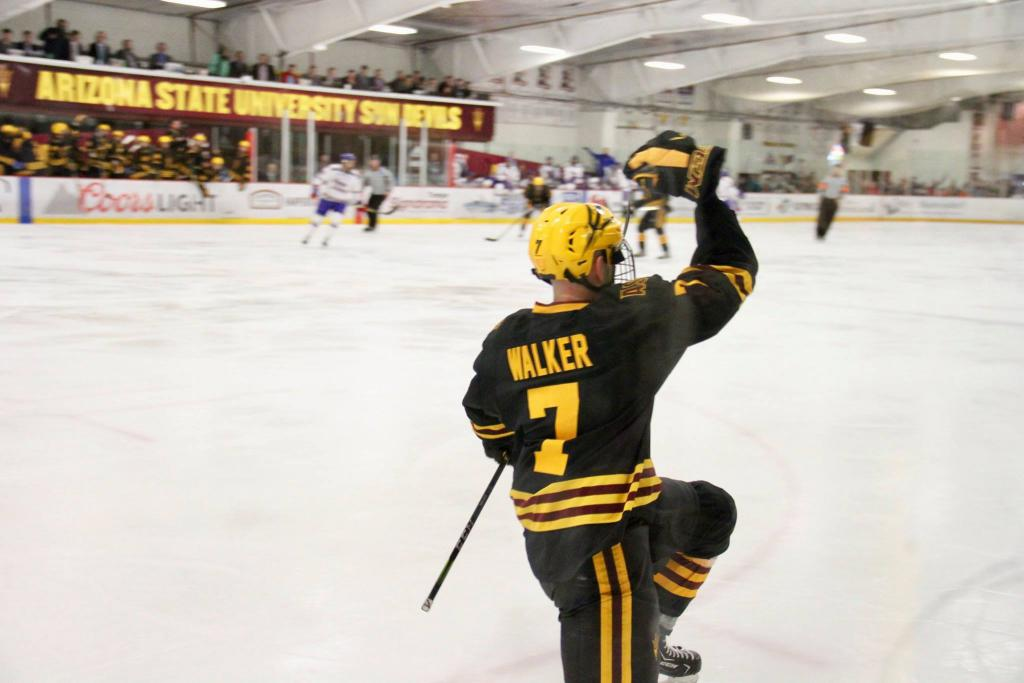 ROBENHYMER: Arizona State University's Johnny Walker is Taking the Road Less Travelled, Hopefully to the NHL