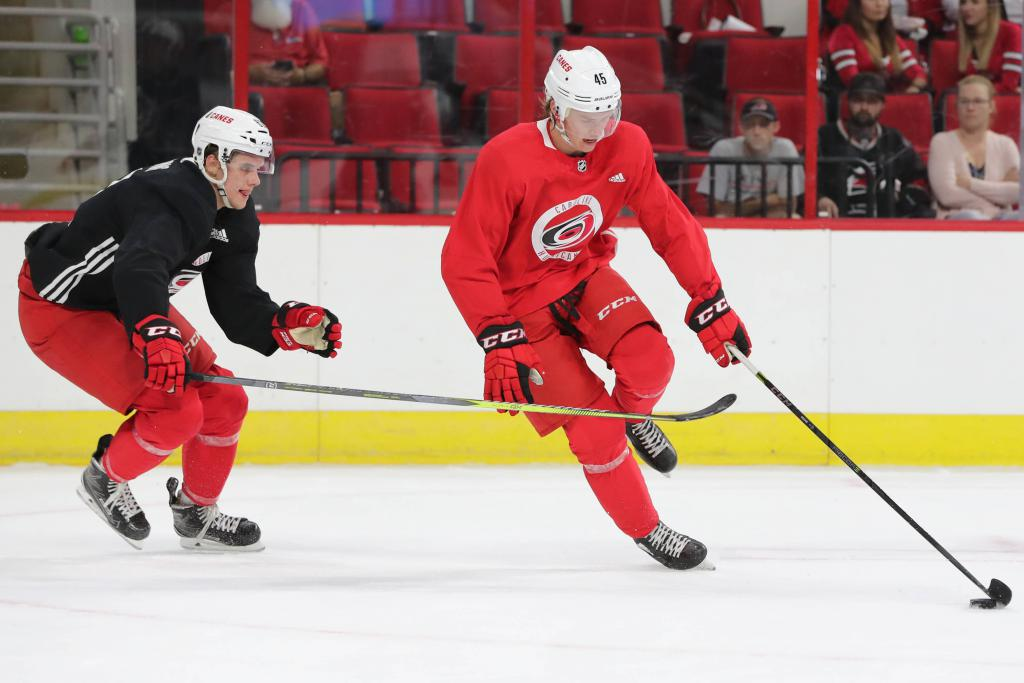 AHL PROSPECT WATCH: Carolina Hurricanes Draft & Develop Blend Takes Another Step