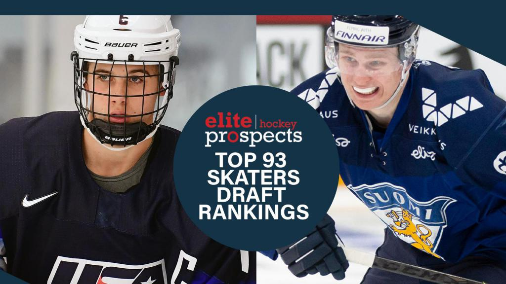 EXCLUSIVE: EliteProspects Top 93 Skaters for the 2019 NHL Entry Draft