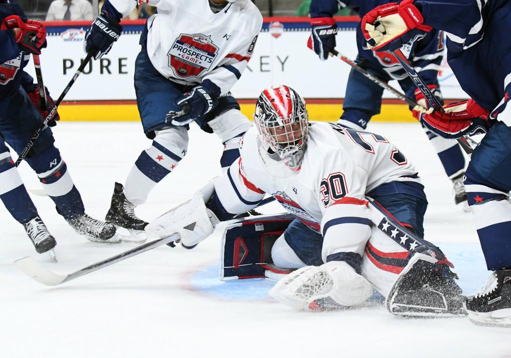 EXCLUSIVE: EliteProspects Top 10 Goalies for the NHL Entry Draft