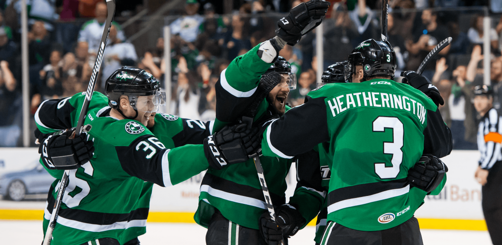 Around the AHL: Falling Stars in Texas
