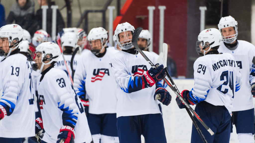 Speed, skill and goal-scoring: The best forward group Team USA has ever seen at the U18's