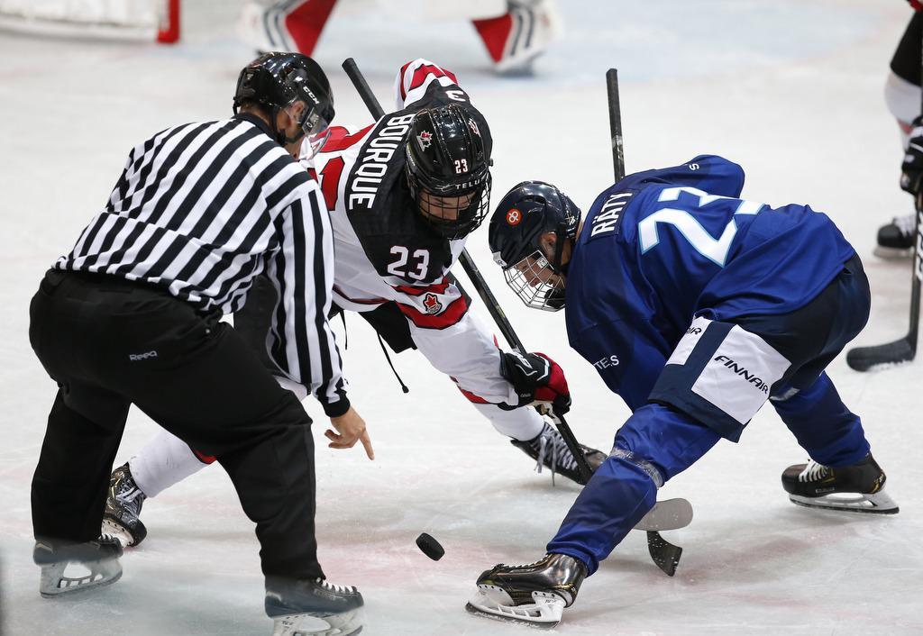 Scouting Report: Day 3 of Hlinka-Gretzky in Břeclav – Canada vs. Czechia, Finland vs. Switzerland
