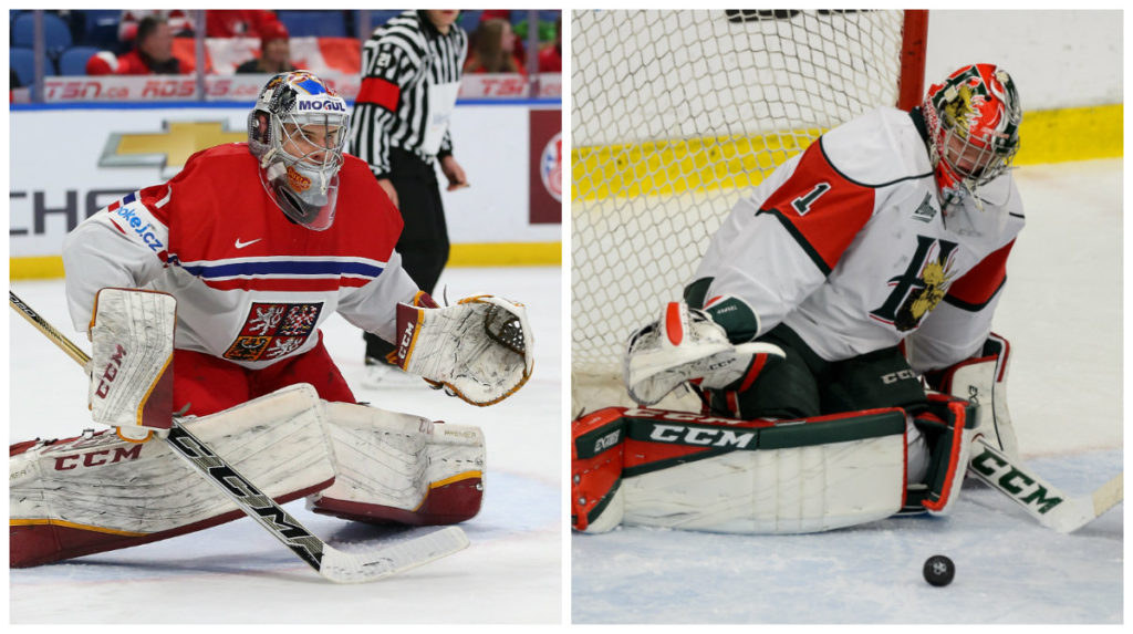 Europe vs. North America – who ll have the first goaltender in ... 3c5d4714d