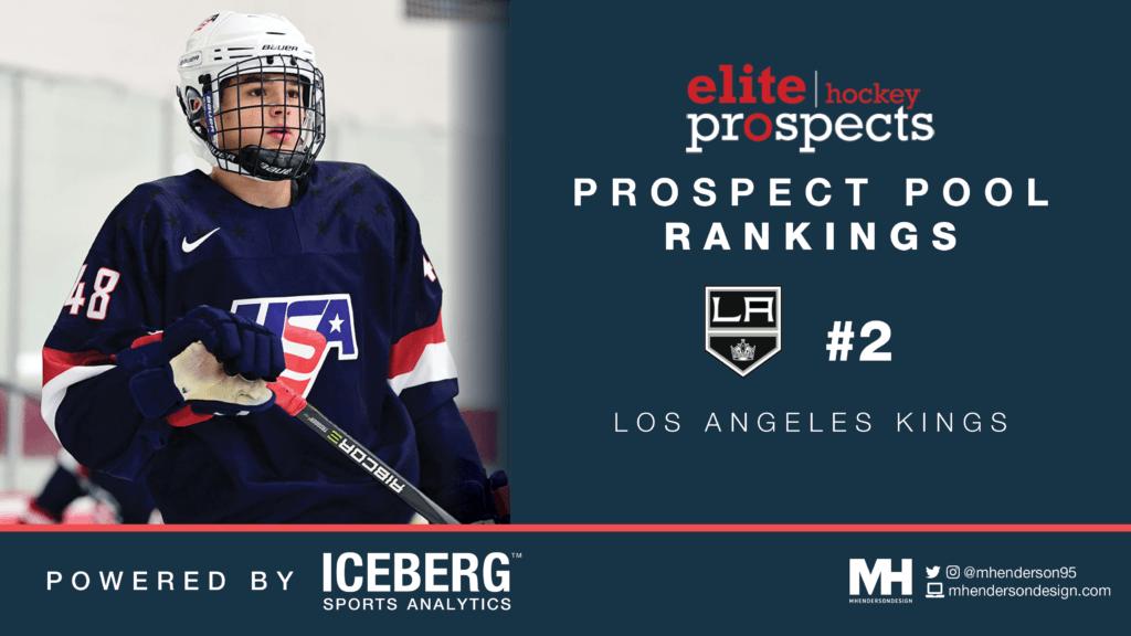 EP Rinkside Prospect Pool Rankings: No  2 Ranked Los Angeles