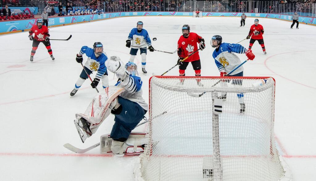 U18 Hlinka Gretzky Cup -ennakko: Pikkuleijonien hyökkäyksessä paljon taitoa, puolustuksessa selkeät kärkinimet