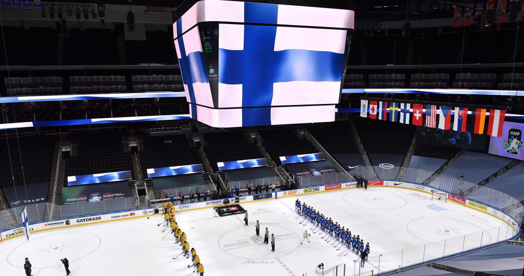 Datahavaintoja Pikkuleijonien Hlinka Gretzky Cupista: Kemell ja Nyman tehokkaimmat hyökkäyssuuntaan, puolustajissa selkeä kahtiajako