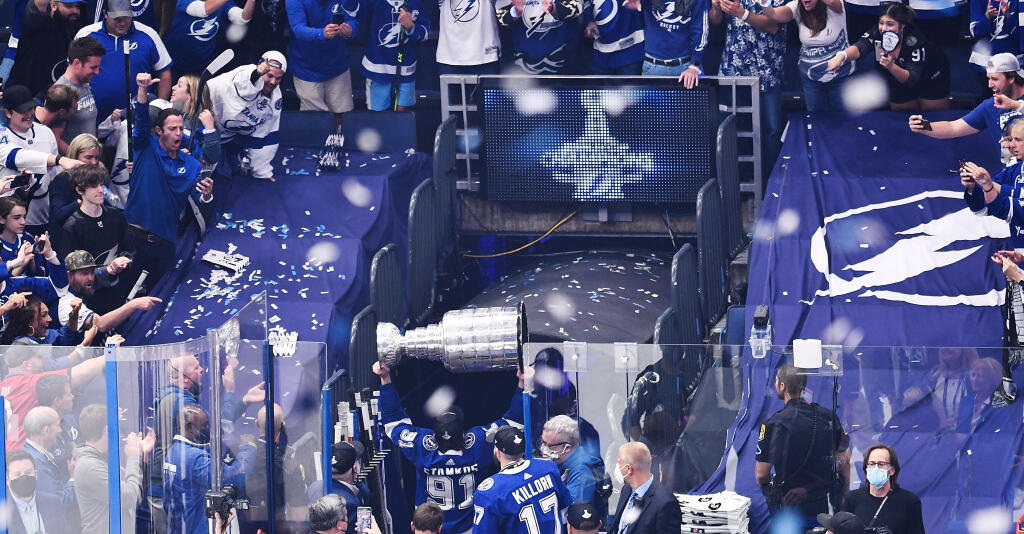 Tampa Bay Lightning loi maalipaikkoja vallankumouksellisella tavalla, mikä selittää joukkueen ylivoimaisuutta NHL:ssä