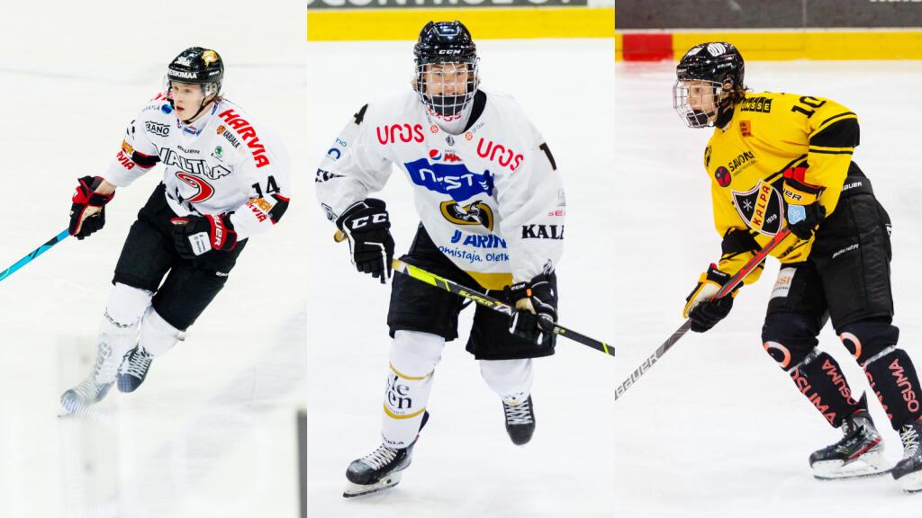 Suomalaispelaajien top 14 NHL:n varaustilaisuuteen 2021: Yllätysnimi piikkipaikalla, runsaasti hyökkäysvoimaa viiden kärjessä