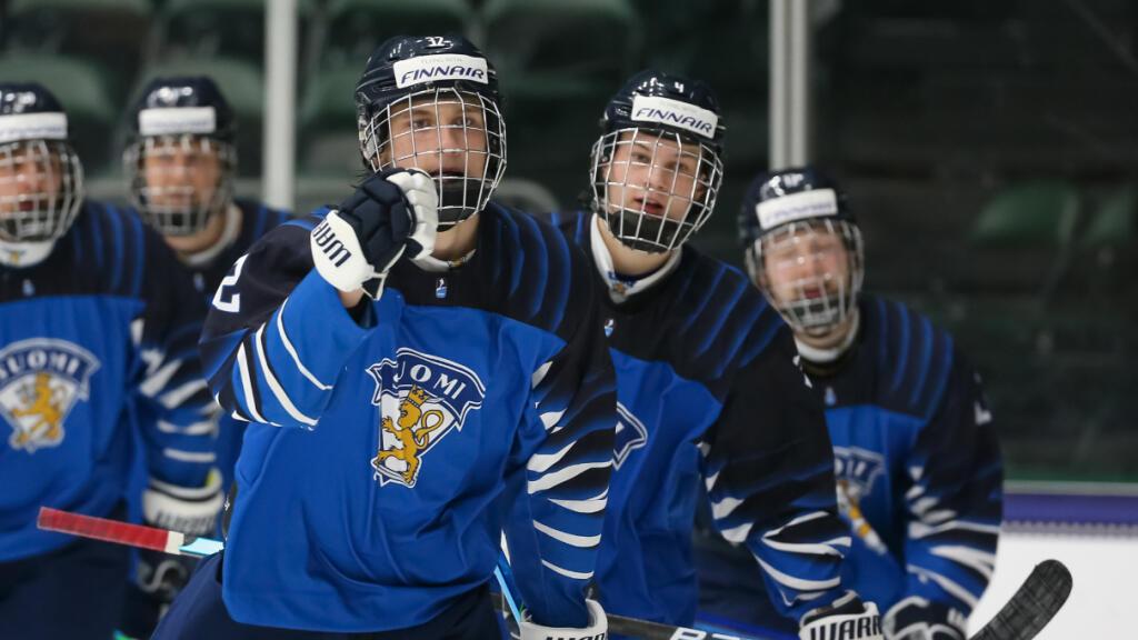 """U18 MM: Datahavaintoja Suomen avausotteluista: """"Kaksikko on suoraan vastannut yli puolesta Suomen tasaviisikoin luomasta maaliodottamasta"""""""