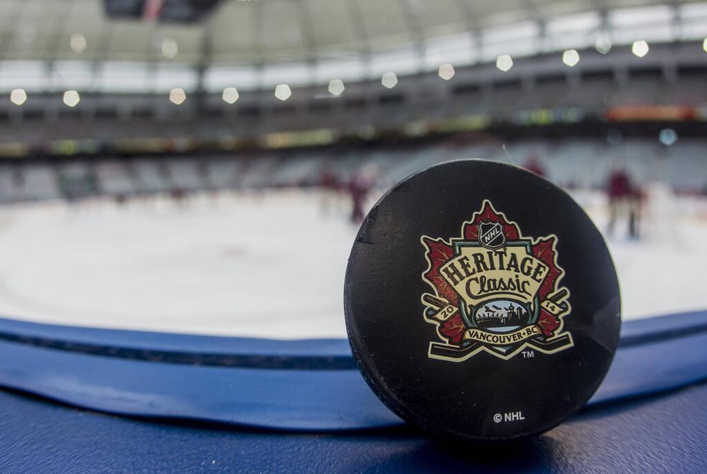 Das NHL Heritage Classic kehrt zurück