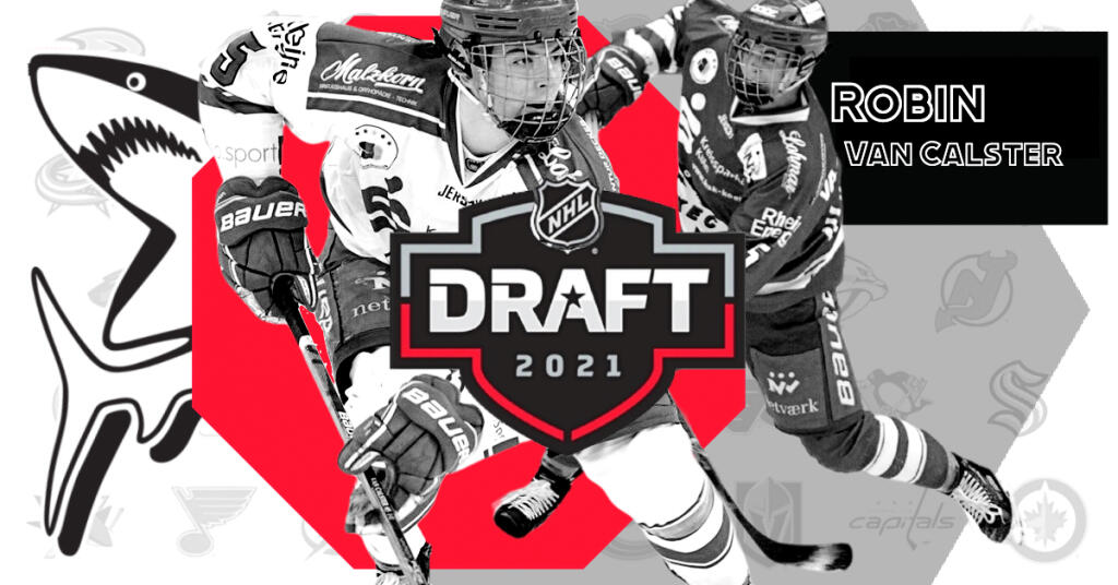 NHL-Draft-Serie: Robin van Calster