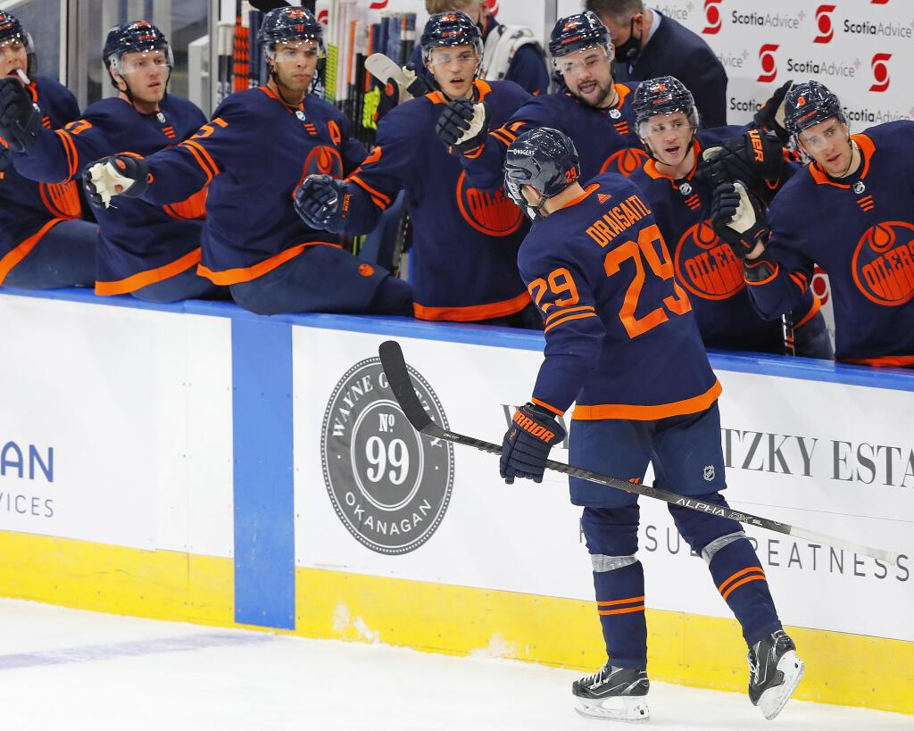 Leon Draisaitl ist der beste deutsche NHL-Scorer aller Zeiten