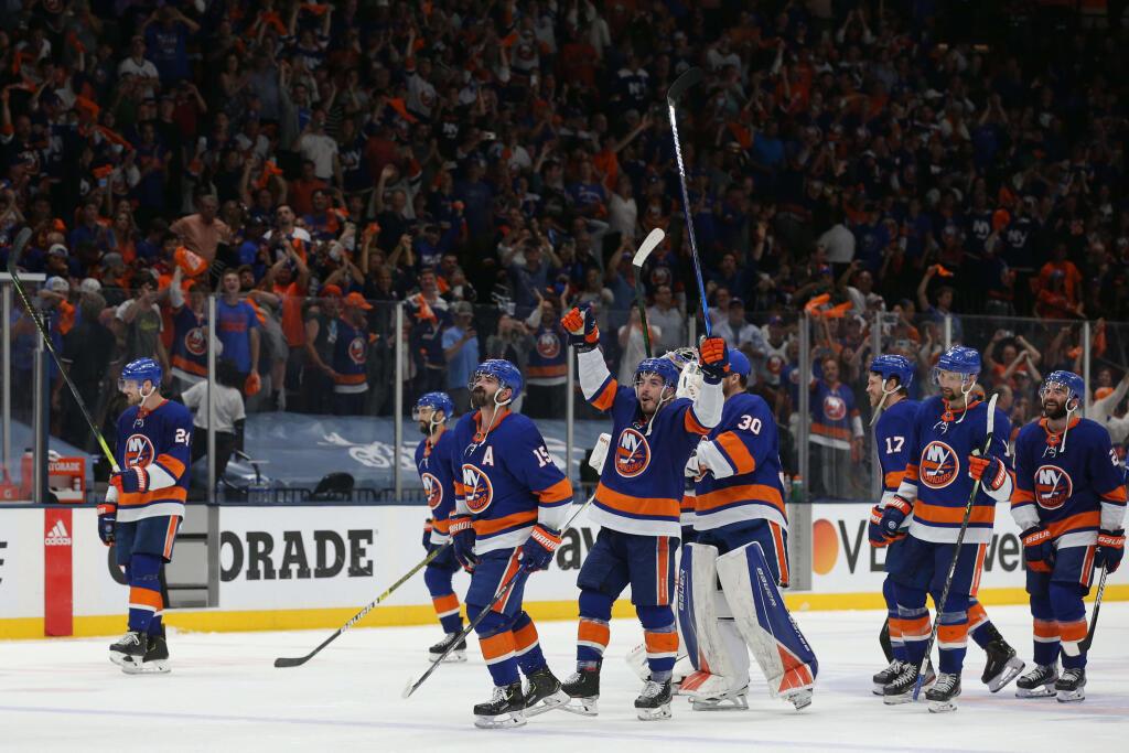 Islanders in 6: New York lässt Boston für haarsträubende Fehler bezahlen