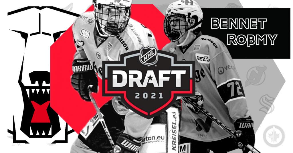 NHL-Draft-Serie: Bennet Roßmy