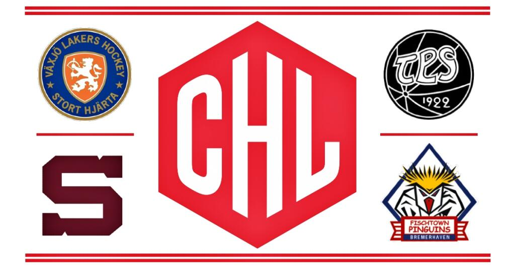 Champions Hockey League - Gruppe A