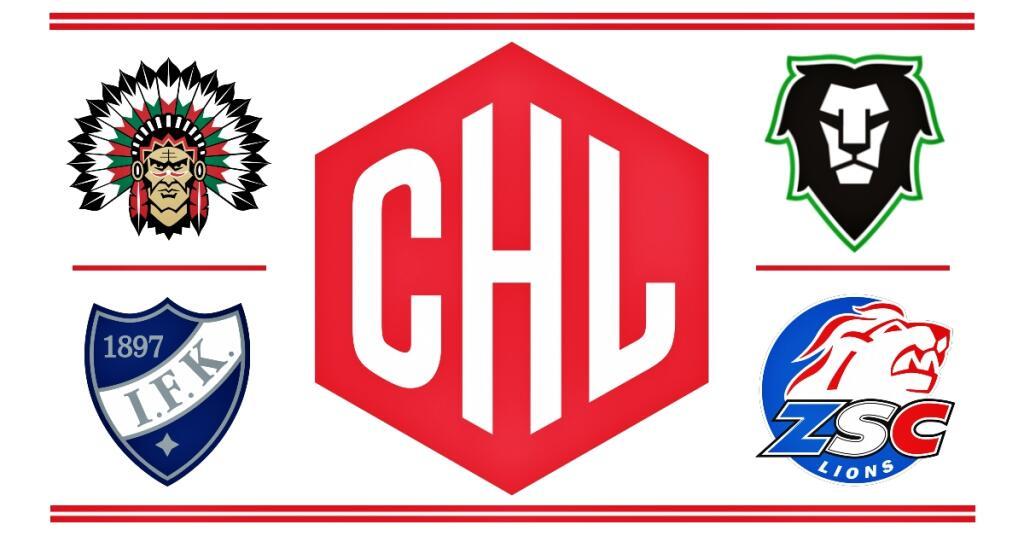 Champions Hockey League - Gruppe B