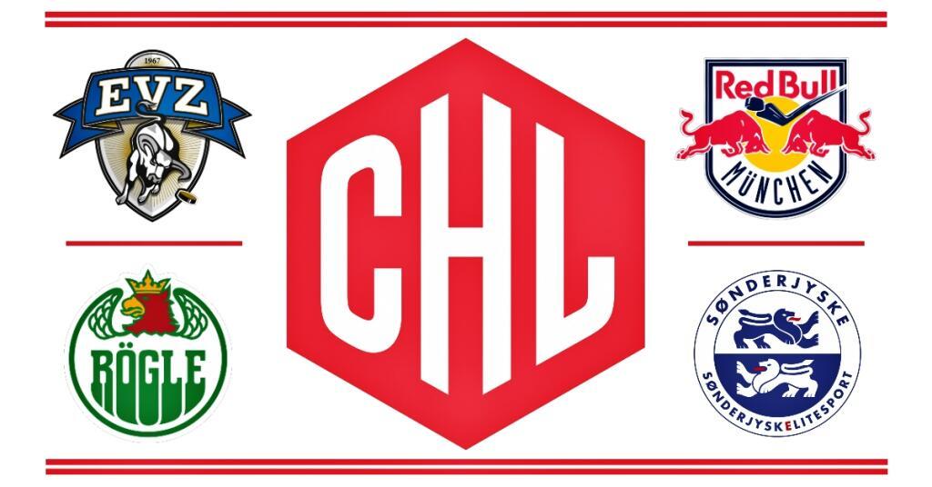 Champions Hockey League - Gruppe D