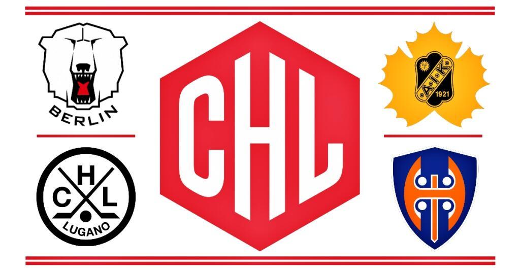 Champions Hockey League - Gruppe E