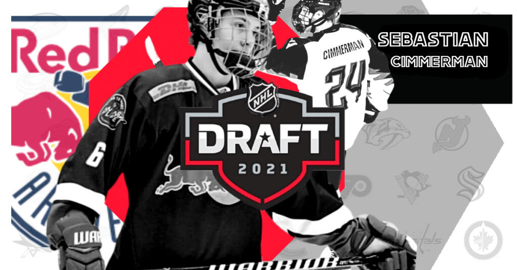 NHL-Draft-Serie: Sebastian Cimmerman