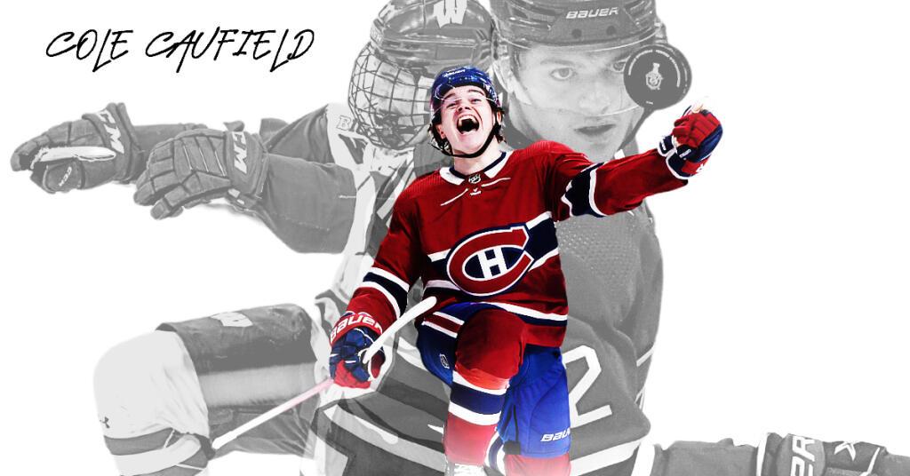 Vom College ins Stanley Cup Finale in drei Monaten: Der Aufstieg des Cole Caufield