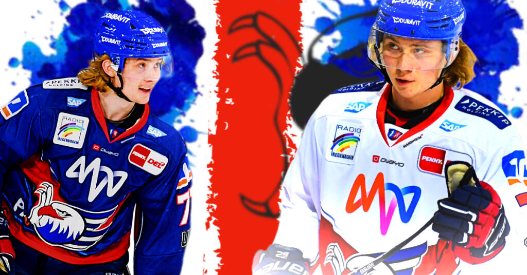 Klein, aber wendig: Mannheims Talent Florian Elias hofft im NHL-Draft auf die Bruins