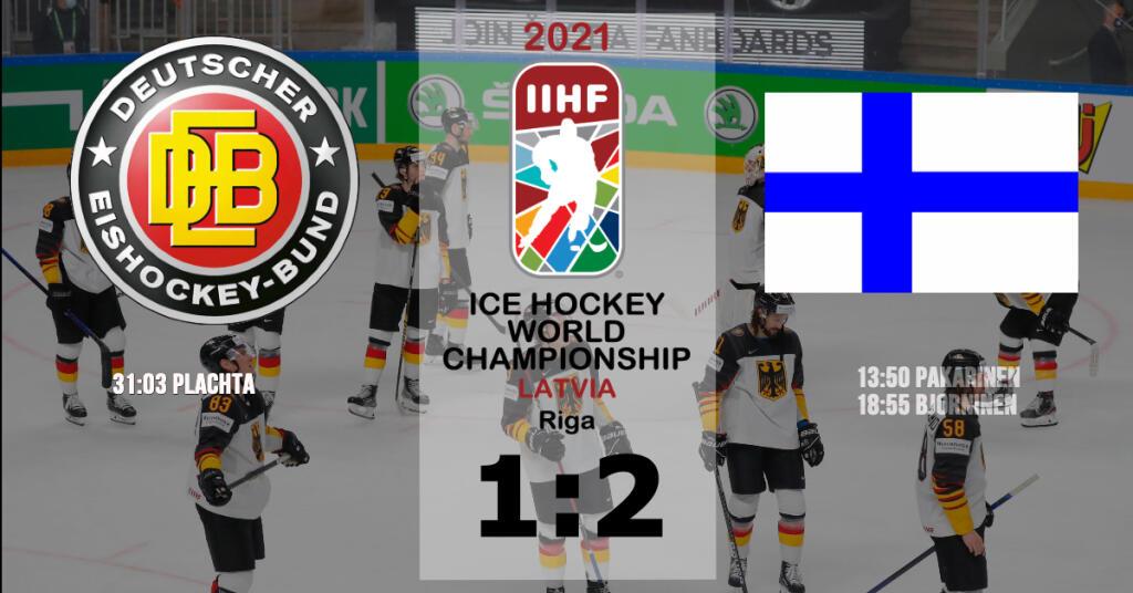 Deutschland dominiert, scheitert im Halbfinale aber dramatisch an Finnland