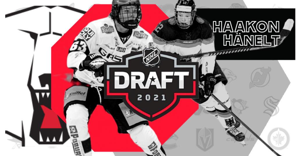 NHL-Draft-Serie: Haakon Hänelt