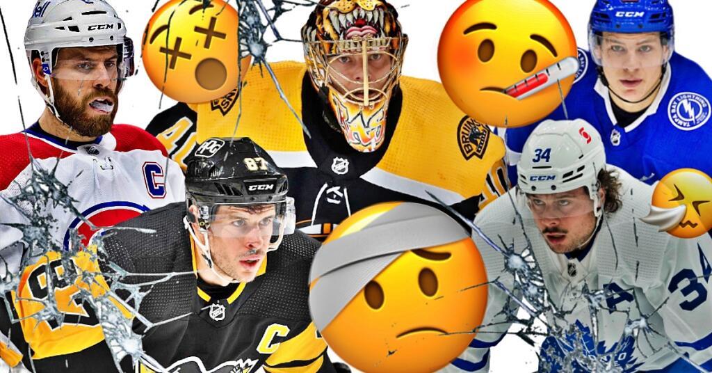 Crosby, Matthews & Co.: Diese Stars verpassen den NHL-Auftakt