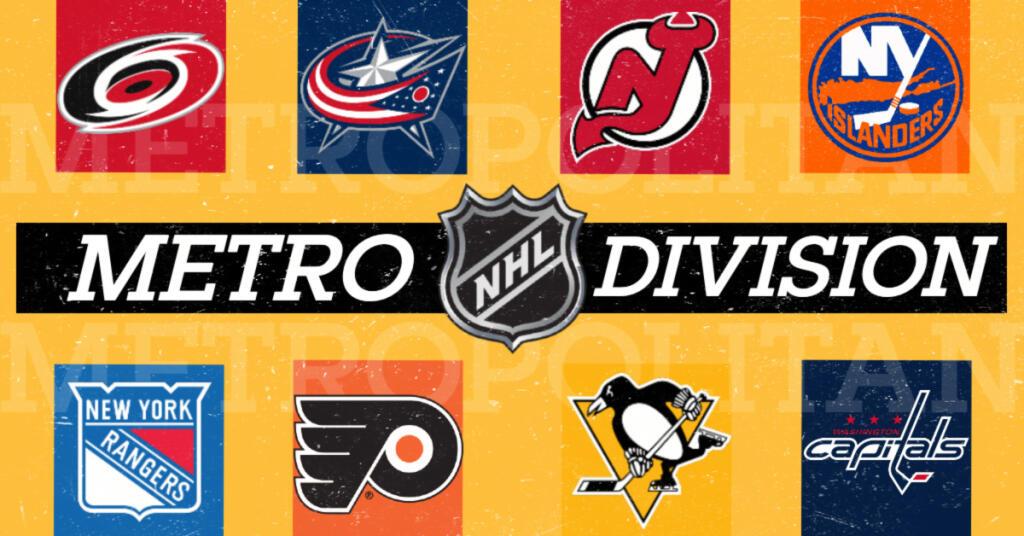 NHL Vorschau 2021/22: Metropolitan Division
