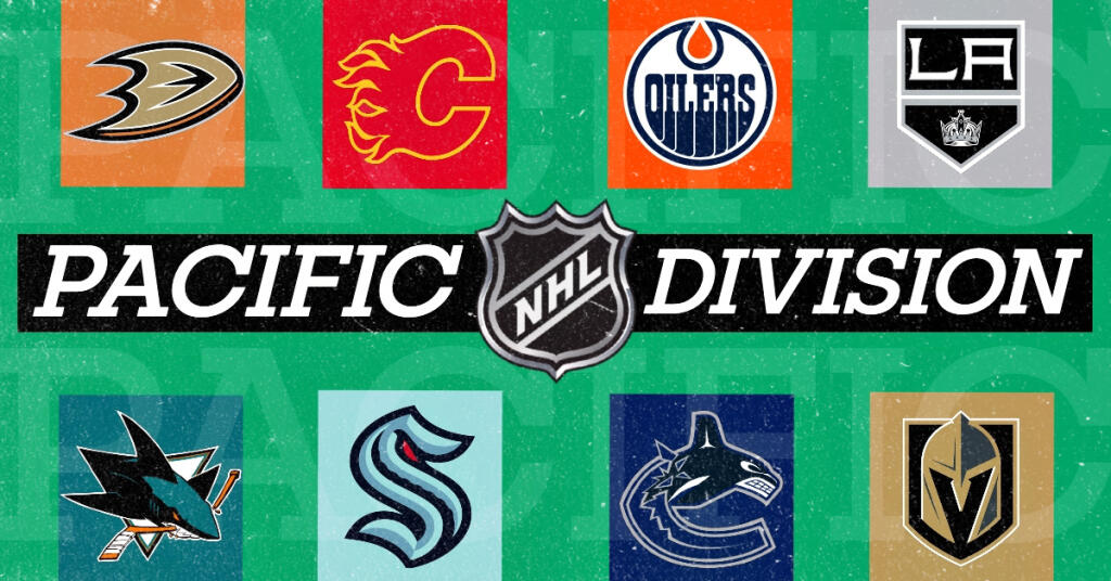 NHL Vorschau 2021/22: Pacific Division