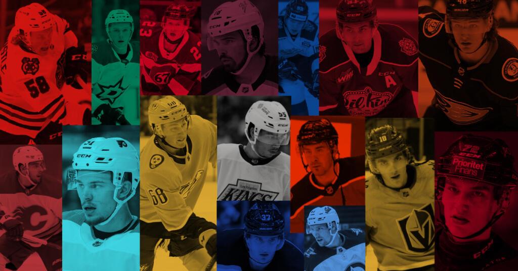 32 Teams, 32 Talente: Die Prospects aus der Western Conference
