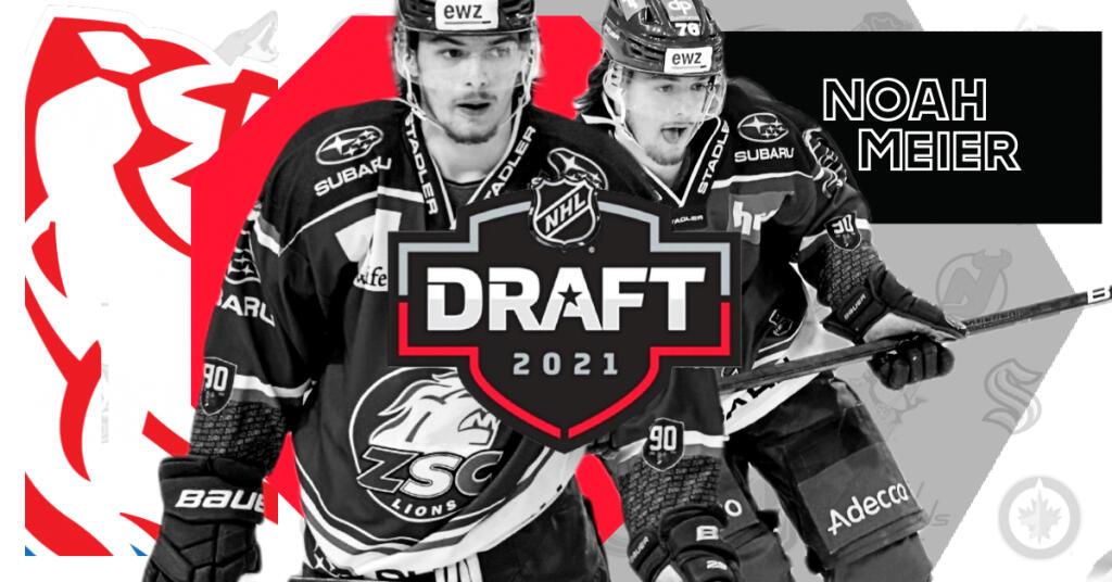 NHL-Draft-Serie: Noah Meier