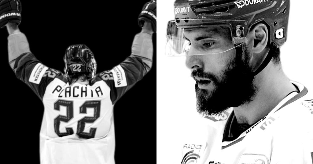 Matthias Plachta: Von der Einfahrt auf die große Eishockey-Bühne