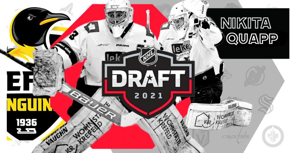 NHL-Draft-Serie: Nikita Quapp
