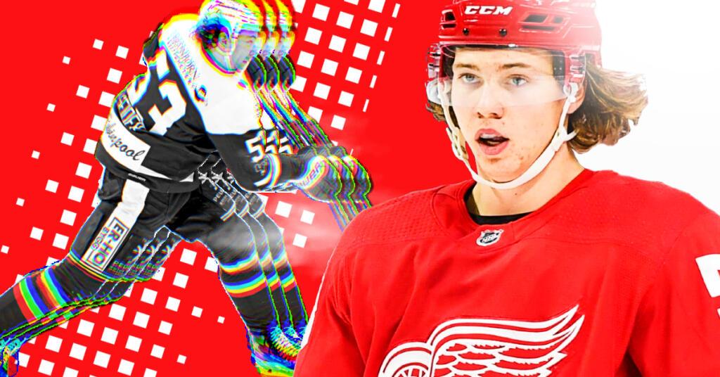 """Moritz Seider: """"Ich bin bereit für die NHL"""""""