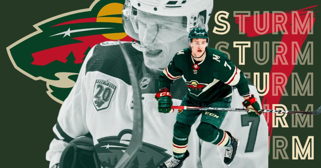 Nico Sturm: Ein Spätzünder startet in der NHL durch