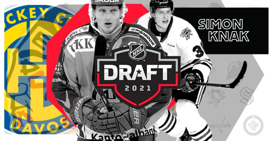 NHL-Draft-Serie: Simon Knak