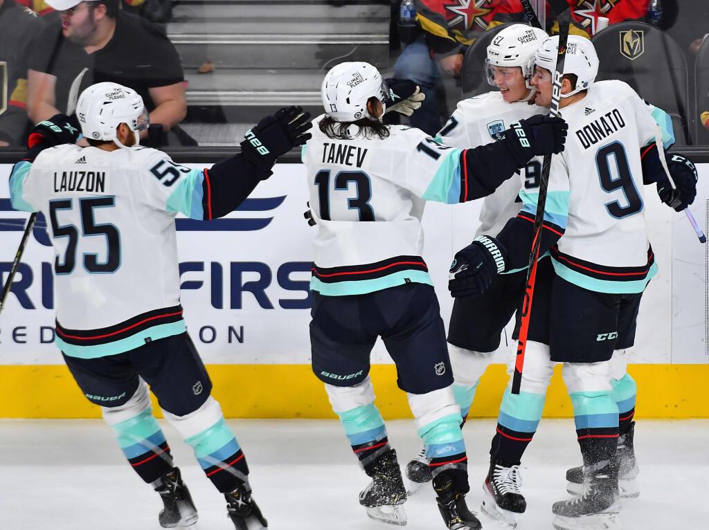Der Krake wurde freigelassen: Die Geschichte von Seattles NHL-Premiere
