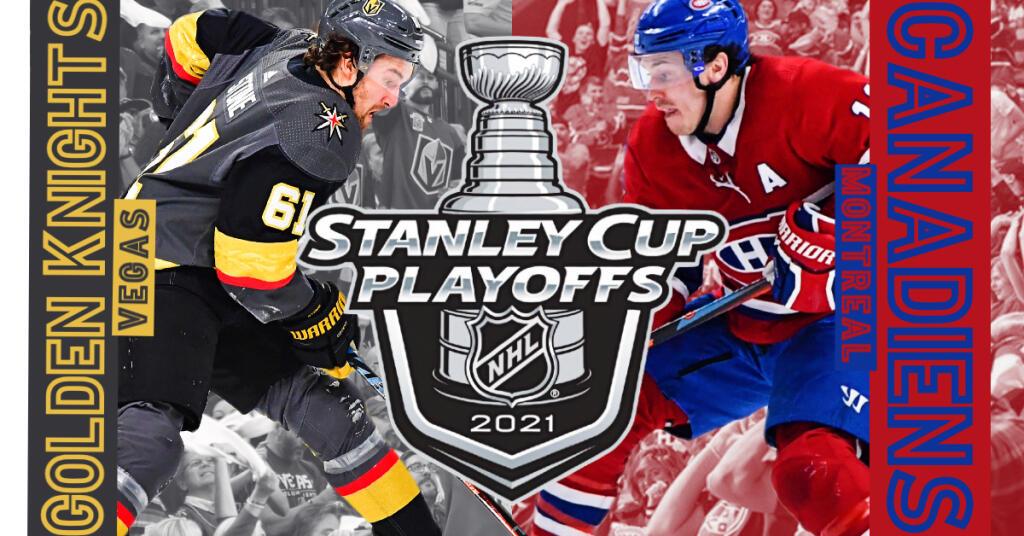 NHL-Playoff Vorschau Halbfinale: Vegas Golden Knights vs. Montreal Canadiens